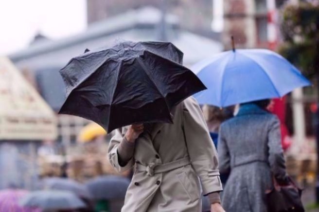 A Weather Warning Has Been Issued For Dublin Tomorrow