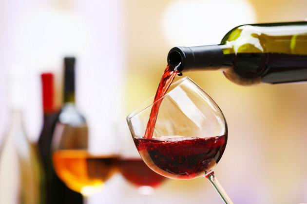 Red wine boosts women's fertility