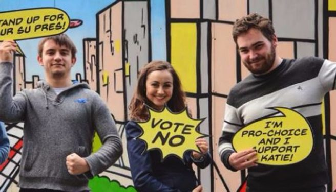 UCD students vote in favour of removing Katie Ascough