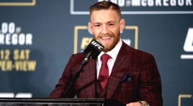 New Footage Of A Hysterical Conor McGregor After Chad Mendes Win — Watch