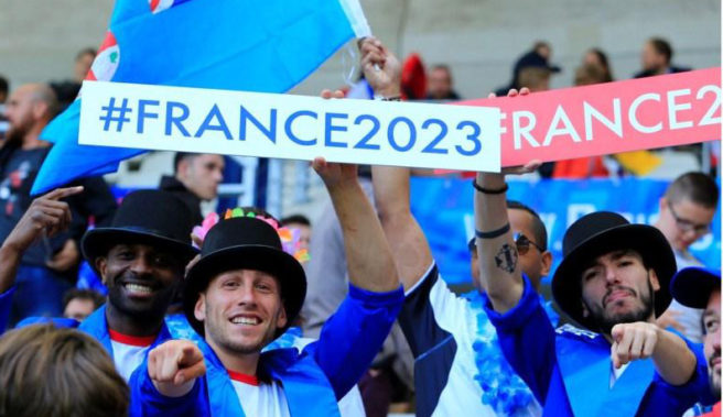 Rugby World Cup 2023 hosts to be decided today
