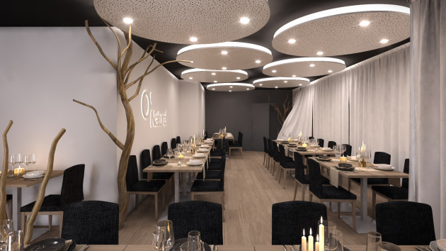 Have dinner in the nude at Paris's first naked restaurant