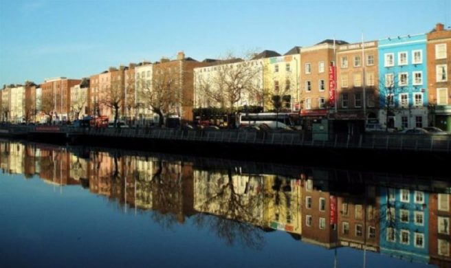 Rough sleeper dies after being found unresponsive on Dublin quay