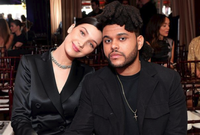 Back on? Bella Hadid and The Weeknd have been hanging out again