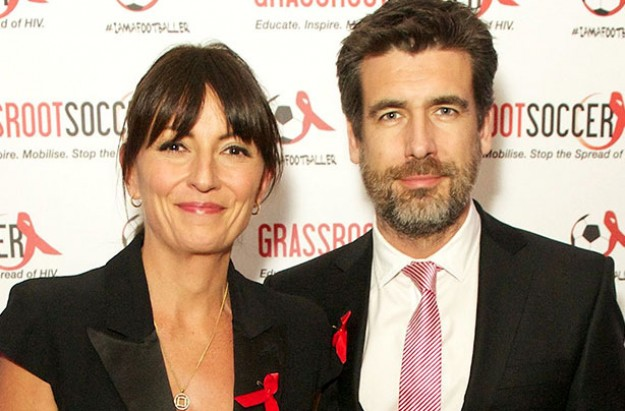 TV presenter Davina McCall splits from husband of 17 years