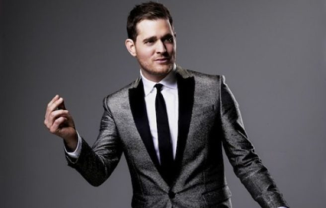 Michael Bublé takes the stage again after son's cancer