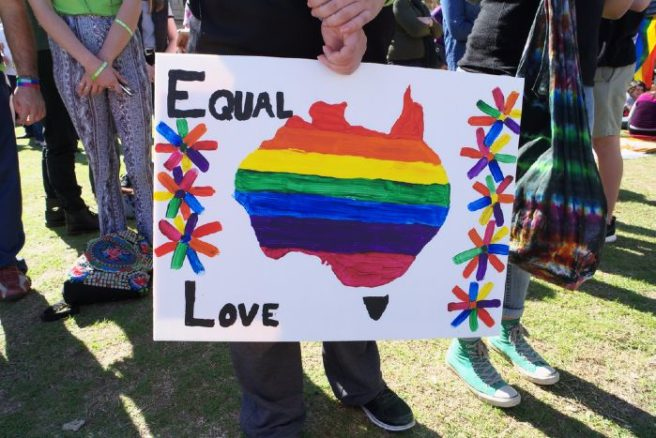 Turnbull cops a battering over same-sex marriage
