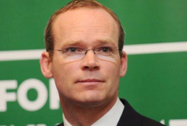 Simon Coveney has been announced as new Tánaiste