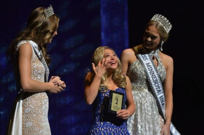 First Woman with Down Syndrome to Compete in Miss Minnesota Pageant
