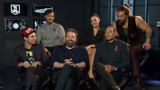 'Justice League': Ben Affleck Explains Why He Decided To Play Batman