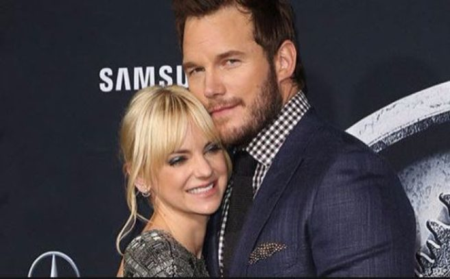 Chris Pratt files for divorce from Anna Faris after separation