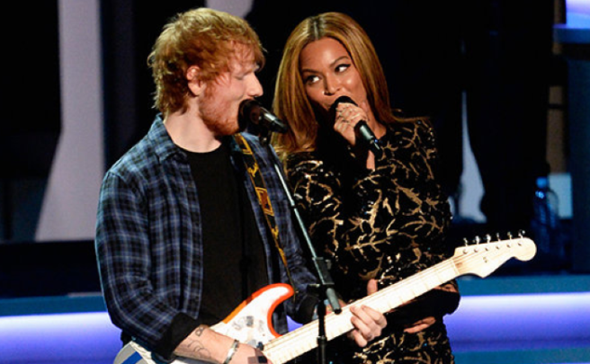 Ed Sheeran enlists Beyonce for