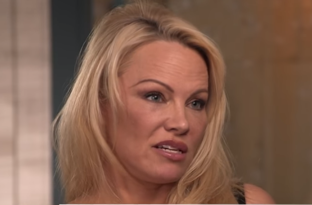 Pamela Anderson Responds to Backlash Over Her Comments About Harvey Weinstein Victims