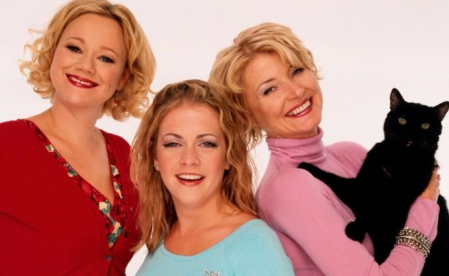 Sabrina the Teenage Witch Flying to Netflix